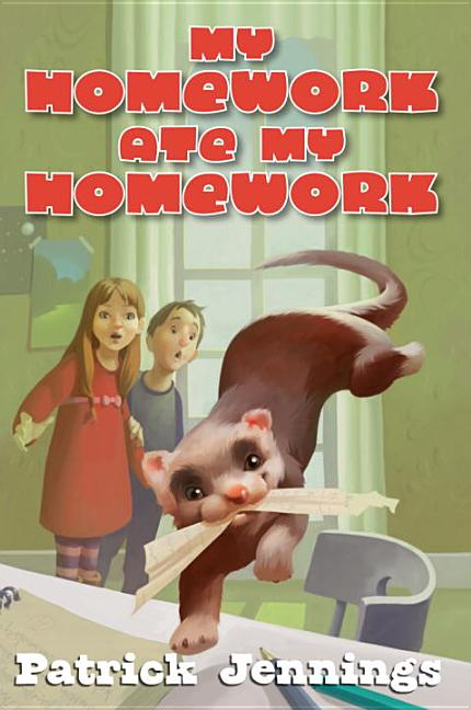 My Homework Ate My Homework