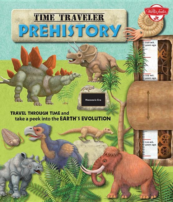 Time Traveler Prehistory