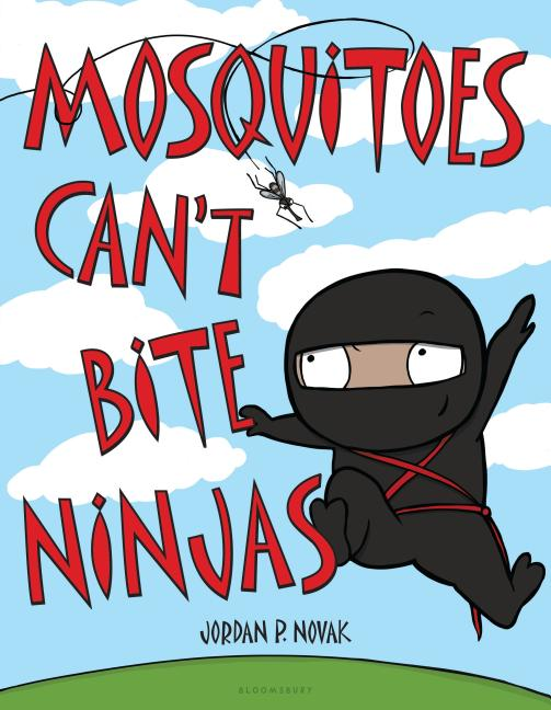 Mosquitoes Can't Bite Ninjas