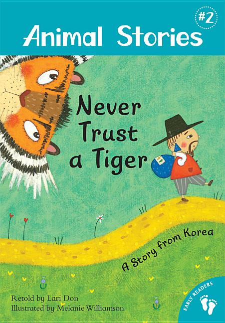 Never Trust a Tiger: A Story from Korea