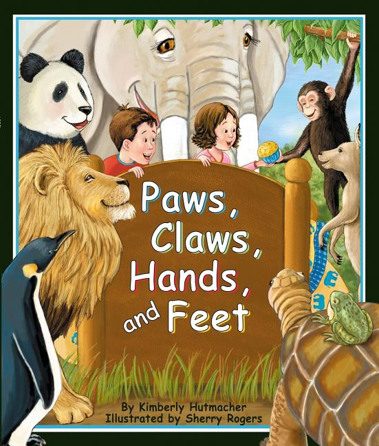 Paws, Claws, Hands and Feet