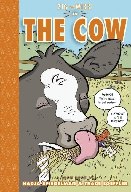 Zig and Wikki in 'The Cow'