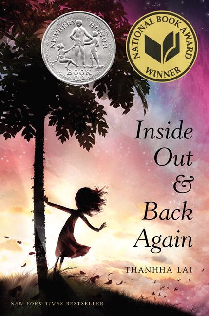 Inside Out & Back Again book cover