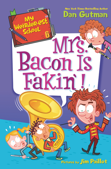 Mrs. Bacon Is Fakin!