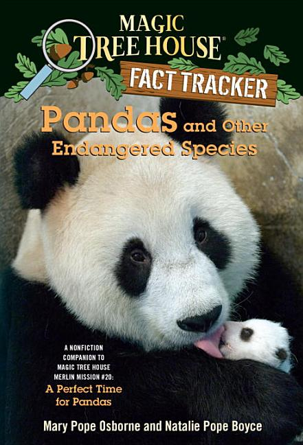 Pandas and Other Endangered Species: A Nonfiction Companion to A Perfect Time for Pandas