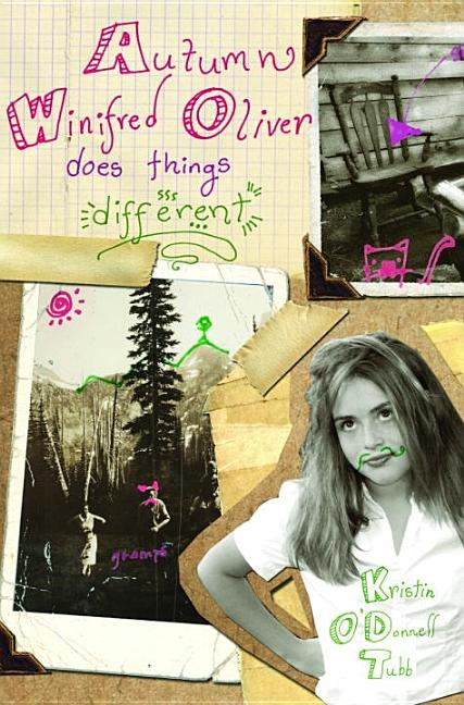Autumn Winifred Oliver Does Things Different