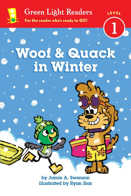 Woof and Quack in Winter