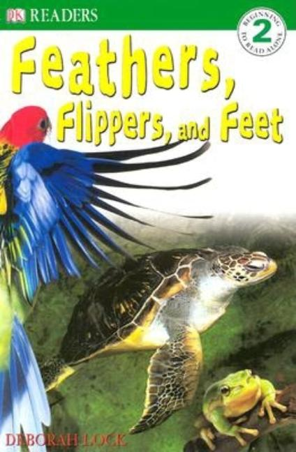 Feather, Flippers, and Feet