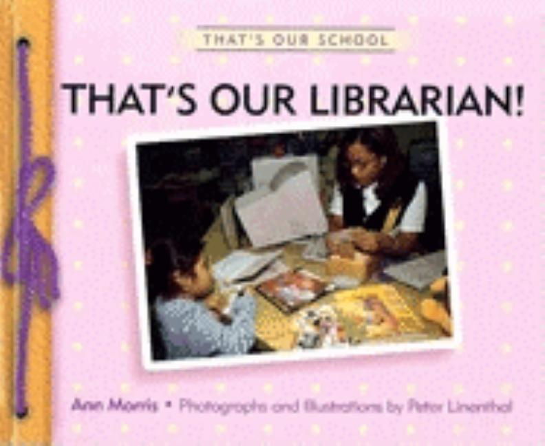 That's Our Librarian!