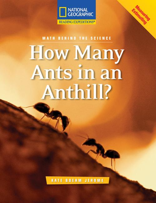 How Many Ants in an Anthill?