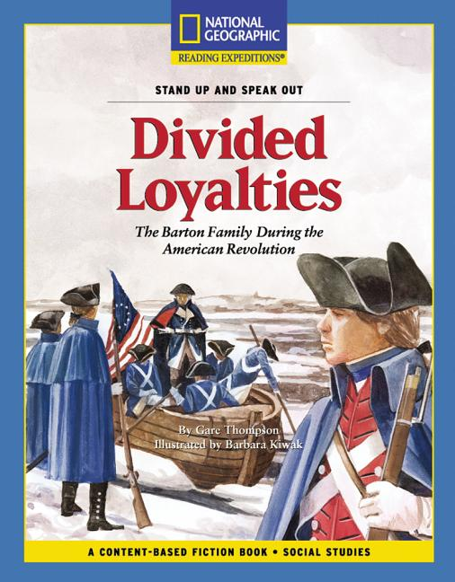 Divided Loyalties: The Barton Family during the American Revolution