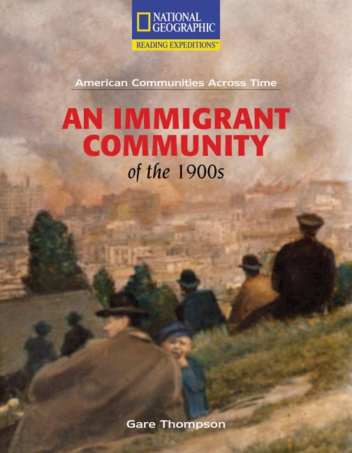 An Immigrant Community of the 1900s
