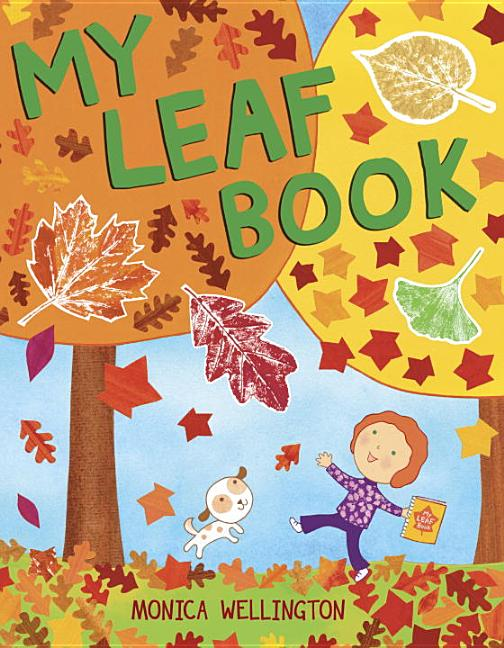 My Leaf Book