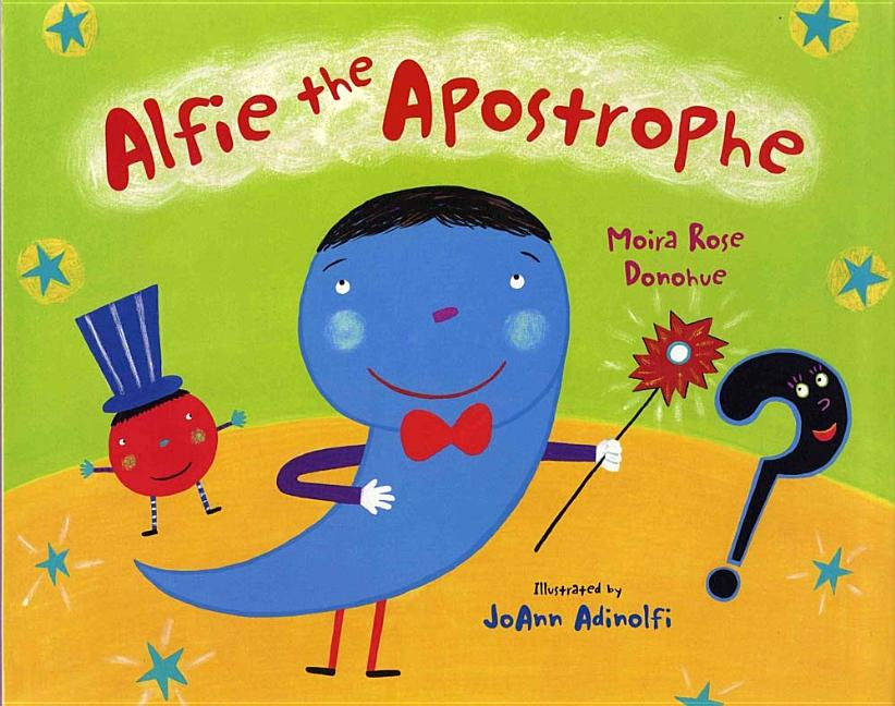 Alfie the Apostrophe