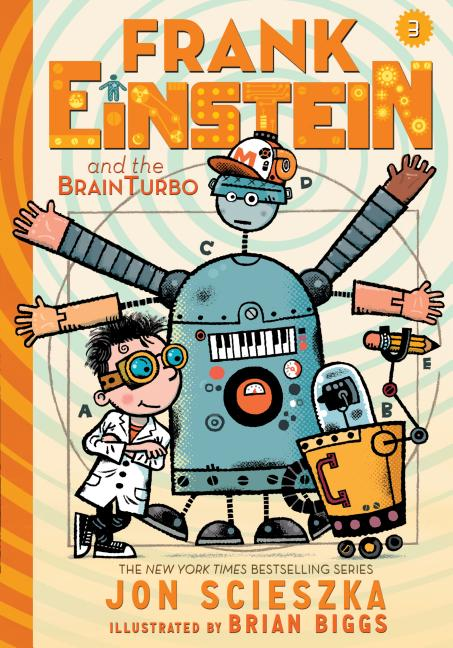 Frank Einstein and the BrainTurbo