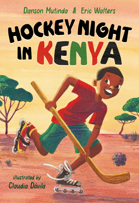 Hockey Night in Kenya