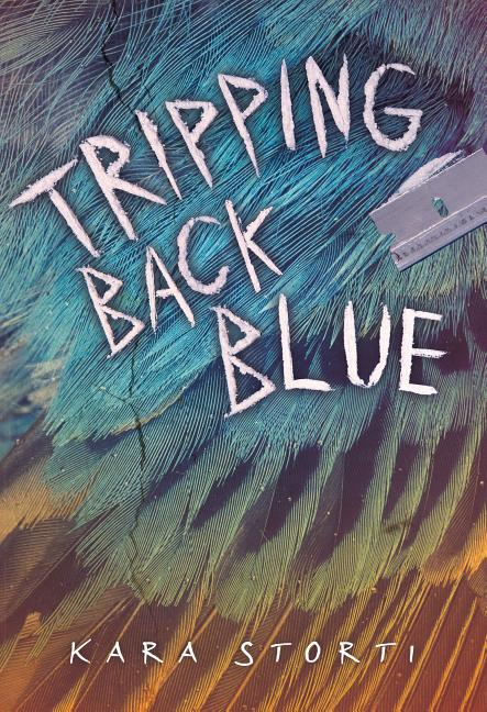 Tripping Back Blue