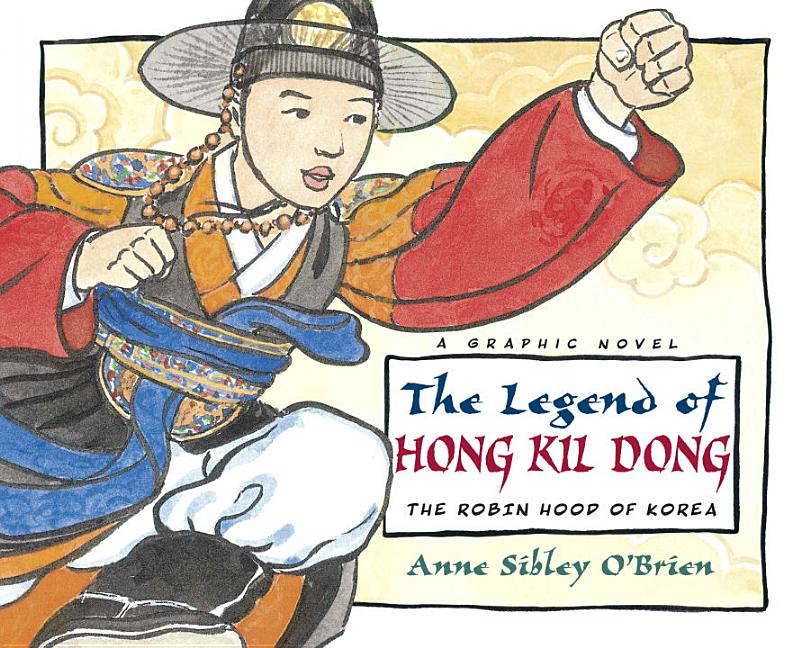 Legend of Hong Kil Dong, The: The Robin Hood of Korea
