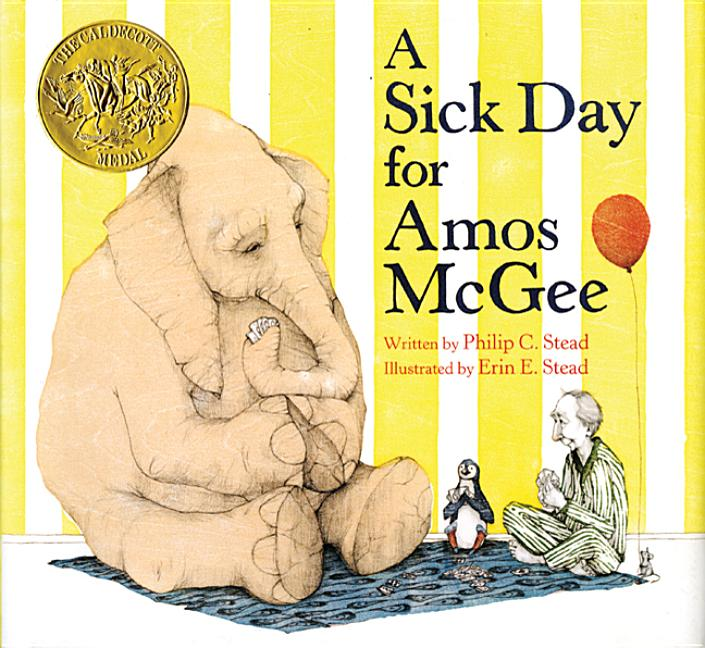 Sick Day for Amos McGee, A