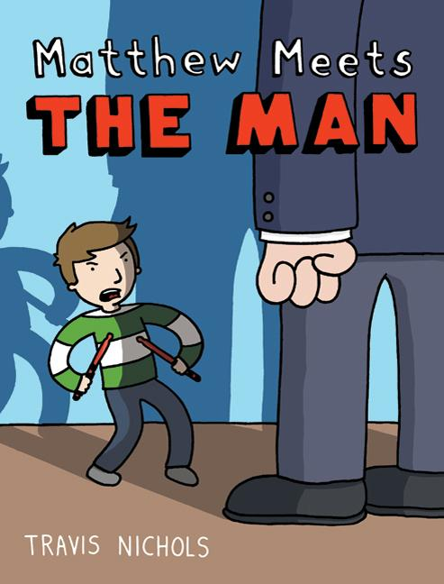 Matthew Meets the Man