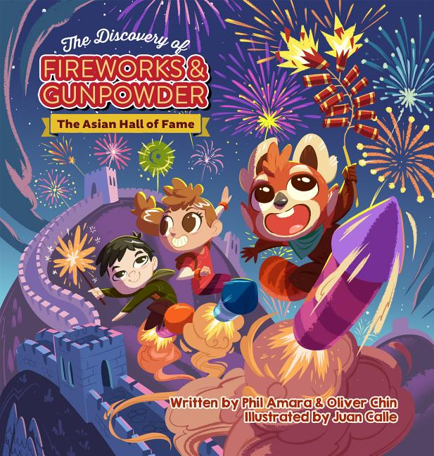 The Discovery of Fireworks and Gunpowder