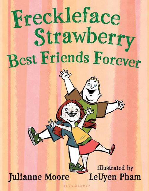 Freckleface Strawberry Best Friends Forever