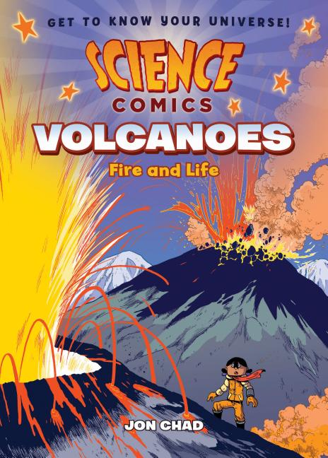 Volcanoes: Fire and Life