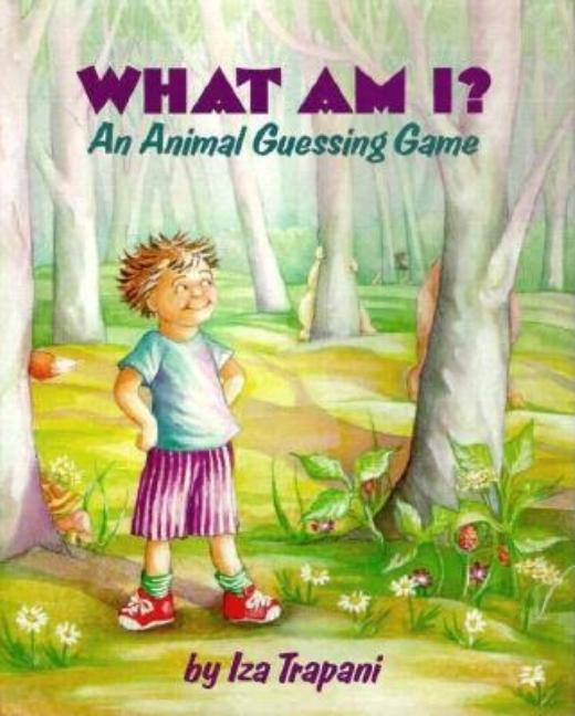 What Am I?: An Animal Guessing Game