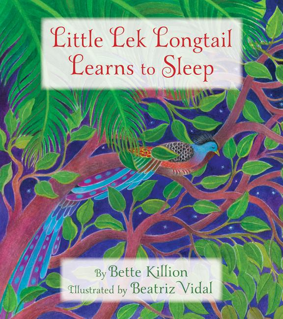 Little Lek Longtail Learns to Sleep