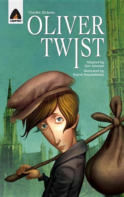 Oliver Twist: Graphic Novel