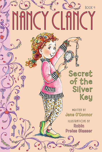 Secret of the Silver Key: Nancy Clancy