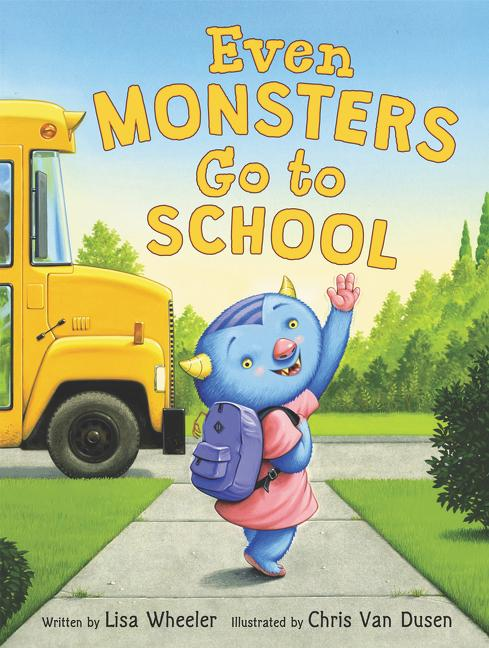 Even Monsters Go to School