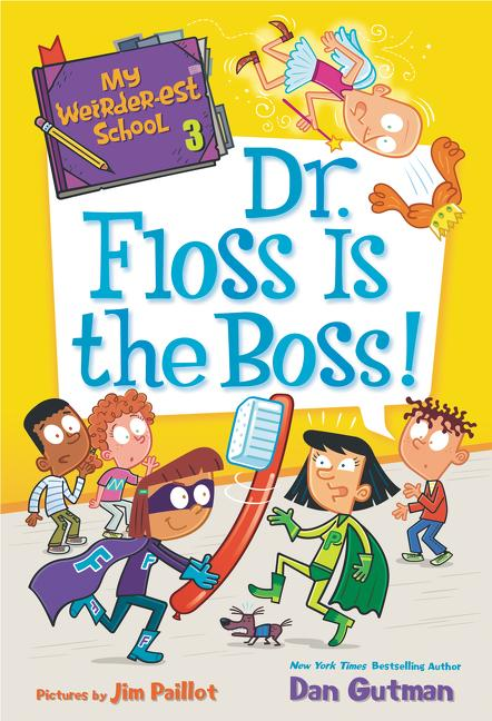 Dr. Floss Is the Boss!
