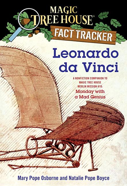 Leonardo Da Vinci: A Companion to Monday with a Mad Genius