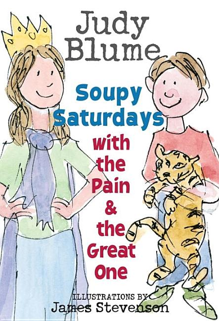 Soupy Saturdays with the Pain and the Great One