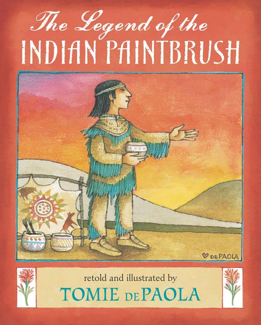 Legend of the Indian Paintbrush, The