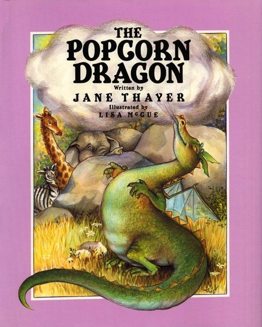 The Popcorn Dragon