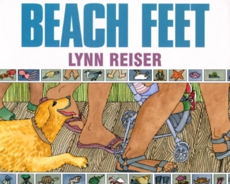 Beach Feet: Every Day is a Beach Day