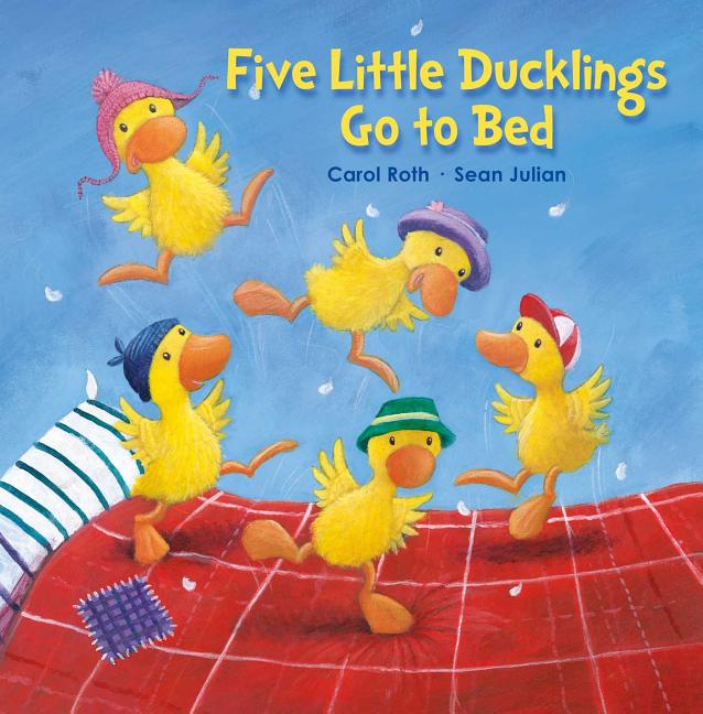 Five Little Ducklings Go to Bed