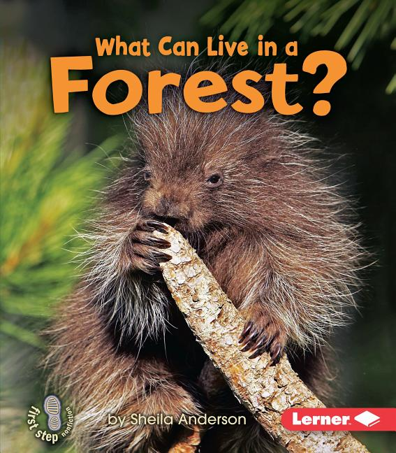 What Can Live in a Forest?
