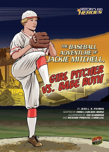 The Baseball Adventure of Jackie Mitchell, Girl Pitcher vs. Babe Ruth