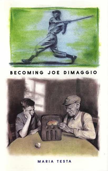 Becoming Joe DiMaggio