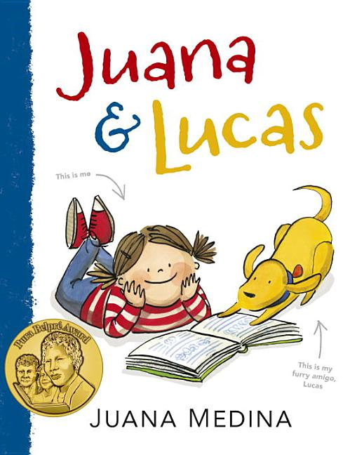 Juana & Lucas book cover