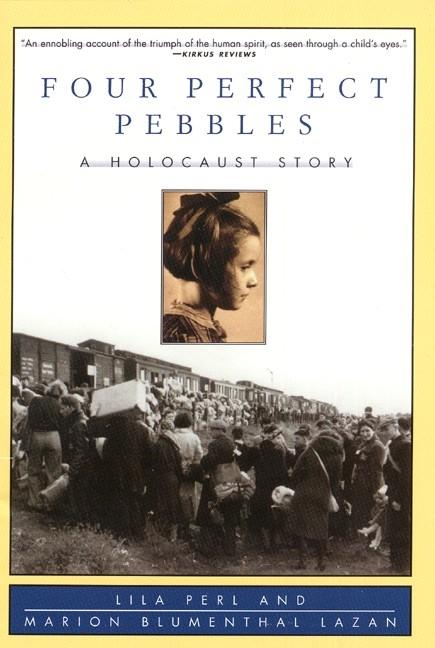 Four Perfect Pebbles: A Holocaust Story