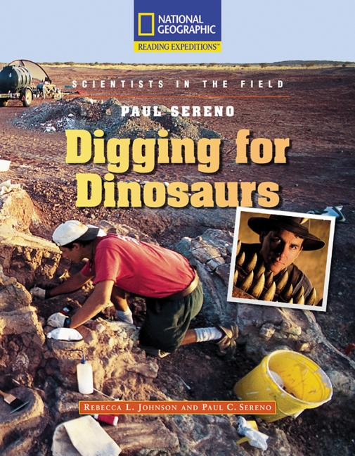 Paul Sereno: Digging for Dinosaurs