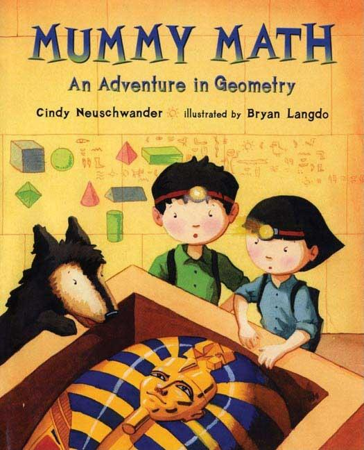 Mummy Math: An Adventure in Geometry