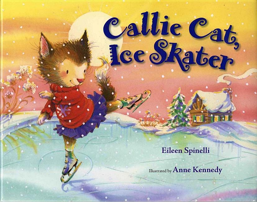 Callie Cat, Ice Skater