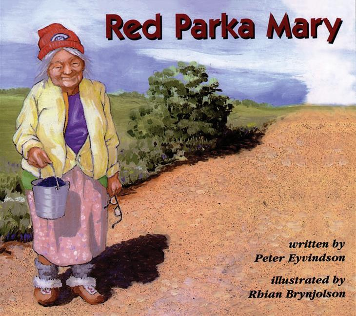 Red Parka Mary