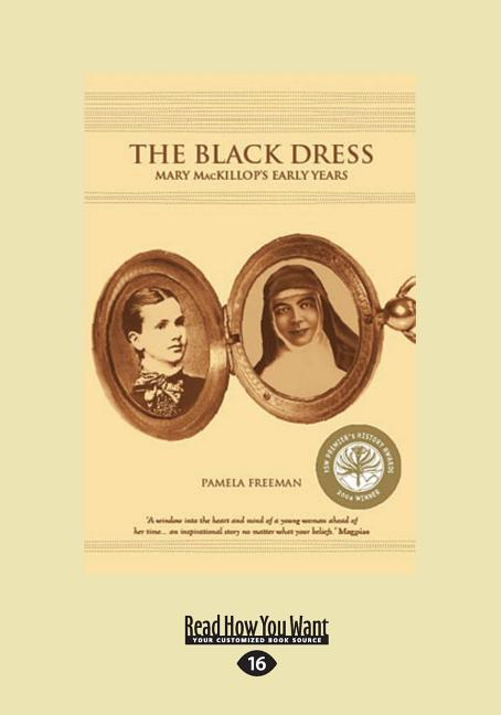The Black Dress: Mary MacKillop's Early Years