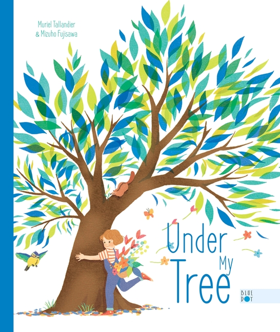 Book Cover for Under My Tree